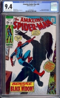 Amazing Spider-Man #86 CGC 9.4 ow/w