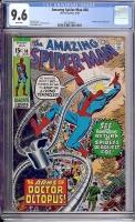 Amazing Spider-Man #88 CGC 9.6 w