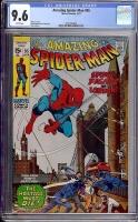 Amazing Spider-Man #95 CGC 9.6 w