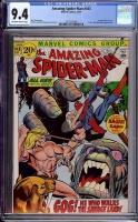 Amazing Spider-Man #103 CGC 9.4 ow/w