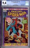 Amazing Spider-Man #106 CGC 9.4 w