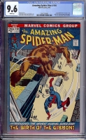 Amazing Spider-Man #110 CGC 9.6 w