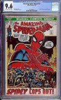 Amazing Spider-Man #112 CGC 9.6 ow/w