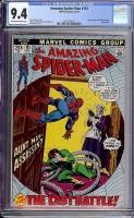 Amazing Spider-Man #115 CGC 9.4 ow/w
