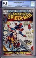 Amazing Spider-Man #116 CGC 9.6 ow/w