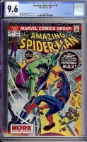 Amazing Spider-Man #120 CGC 9.6 w