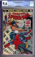 Amazing Spider-Man #123 CGC 9.6 ow/w
