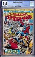 Amazing Spider-Man #125 CGC 9.4 w