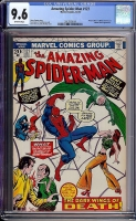 Amazing Spider-Man #127 CGC 9.6 ow