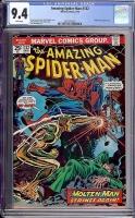Amazing Spider-Man #132 CGC 9.4 w