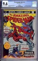 Amazing Spider-Man #134 CGC 9.6 ow/w Winnipeg