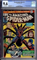 Amazing Spider-Man #135 CGC 9.6 ow