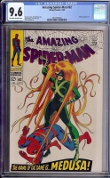 Amazing Spider-Man #62 CGC 9.6 ow/w