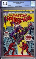 Amazing Spider-Man #136 CGC 9.6 ow/w