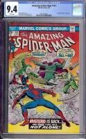 Amazing Spider-Man #141 CGC 9.4 w