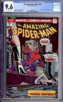 Amazing Spider-Man #144 CGC 9.6 ow