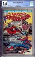 Amazing Spider-Man #147 CGC 9.6 ow/w