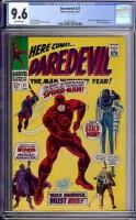 Daredevil #27 CGC 9.6 ow