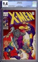 X-Men #53 CGC 9.4 ow