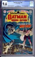 Detective Comics #400 CGC 9.6 ow/w