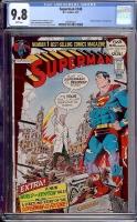 Superman #248 CGC 9.8 w