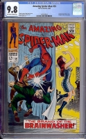 Amazing Spider-Man #59 CGC 9.8 ow/w
