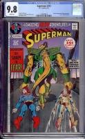 Superman #241 CGC 9.8 w
