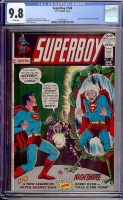 Superboy #184 CGC 9.8 w