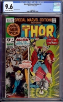Special Marvel Edition #1 CGC 9.6 ow/w