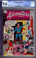 Adventure Comics #352 CGC 9.6 ow/w