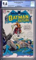Detective Comics #396 CGC 9.6 w