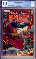 Detective Comics #404 CGC 9.6 w