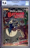 Detective Comics #405 CGC 9.6 w