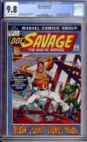 Doc Savage #1 CGC 9.8 ow/w