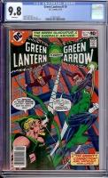 Green Lantern #119 CGC 9.8 w