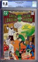 Green Lantern #122 CGC 9.8 w
