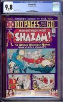 Shazam #17 CGC 9.8 w