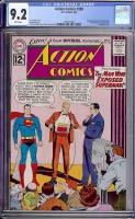 Action Comics #288 CGC 9.2 w