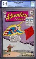 Adventure Comics #296 CGC 9.2 w