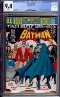 Batman #238 CGC 9.4 w