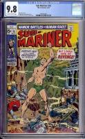 Sub-Mariner #25 CGC 9.8 ow/w