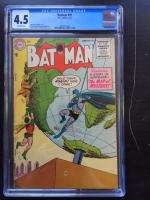 Batman #91 CGC 4.5 ow