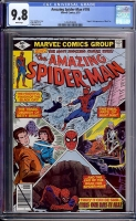 Amazing Spider-Man #195 CGC 9.8 w