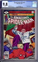 Amazing Spider-Man #197 CGC 9.8 w