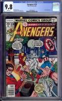 Avengers #170 CGC 9.8 w