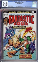 Fantastic Four #148 CGC 9.8 w