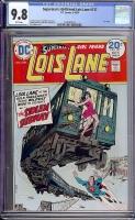 Superman's Girlfriend Lois Lane #137 CGC 9.8 w
