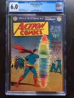 Action Comics #162 CGC 6.0 ow/w