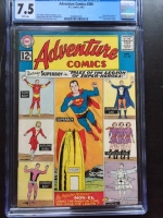 Adventure Comics #300 CGC 7.5 w