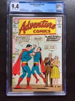 Adventure Comics #304 CGC 9.4 cr/ow